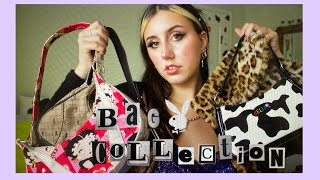 my 90s/y2k shoulder bag collection 2020 | Poppy May