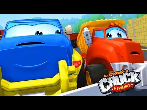 Приключения Чака и его друзей. Сила цветов. 3д #Мультики про #машинки для детей. #Мультфильмы