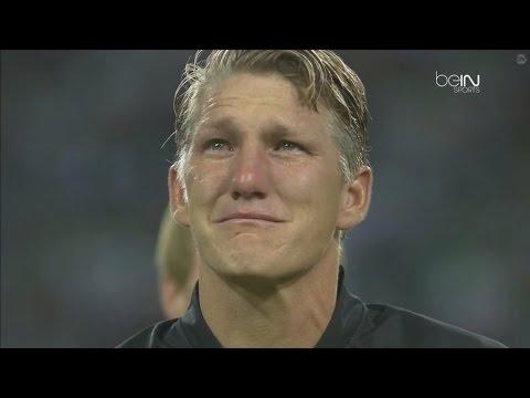 Bastian Schweinsteiger Farewell - Last Game for Germany