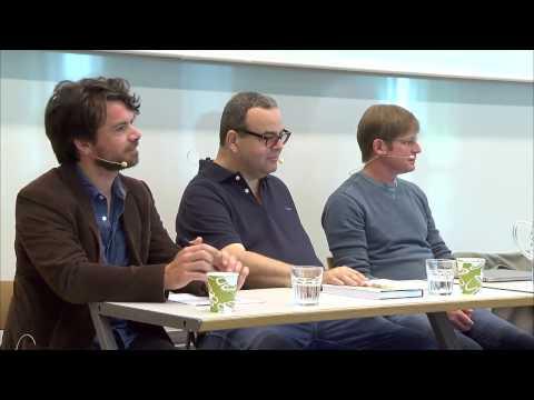 AuthorMeetsCritics Session part 1