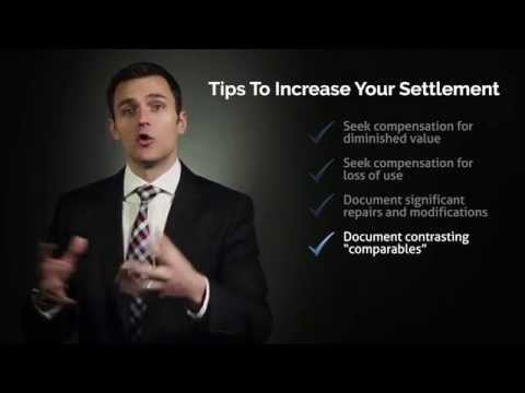 5 Tips to Increase your Property Damage Settlement in Oregon