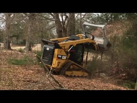 Forestry Mulcher Clearing Land ~ PHASE ONE