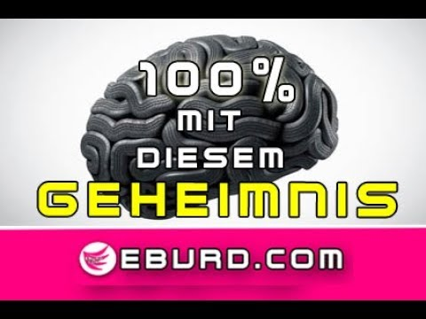 Dieses geheime Wissen kennen NUR 1% Nutz damit dein Hirn mit 100% Leistung & Erfolg