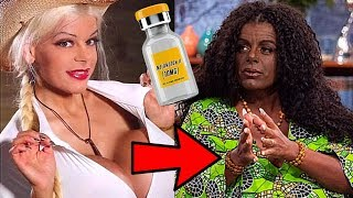 Martina Big Claims She's Black From MELANOTAN II Injections | MISINFORMATION