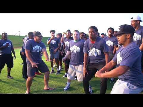 Wayland Baptist Football Dance Away Diabetes Challenge