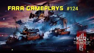 War Thunder - LIVE PS4 (Gameplay) #124