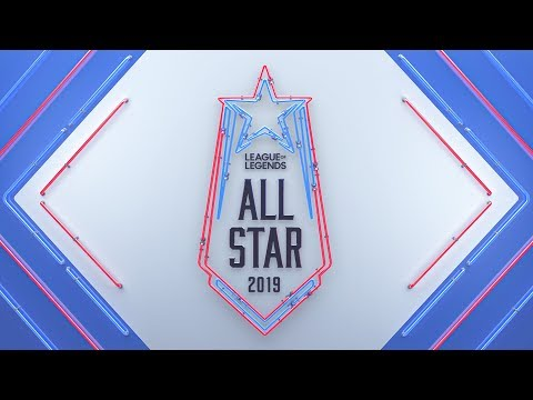 Stream: LoL Esports - 2019 All-Star Event: Day 1