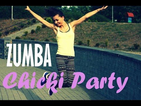 ✦ Pani Zumba - Chiki Party Marseille...