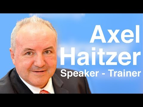 Axel Haitzer - Stellenanzeigen mit Magnetwirkung