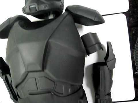 Star Wars Republic Commando Armor Building Darman Suplimental