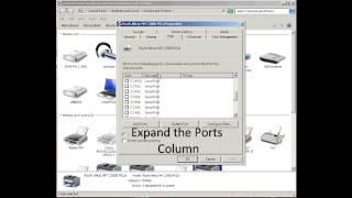 Scan to Folder Setup Canon