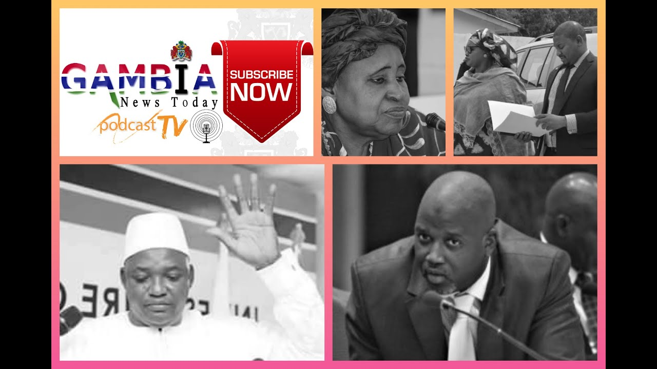 GAMBIA NEWS TODAY 10TH JULY 2020