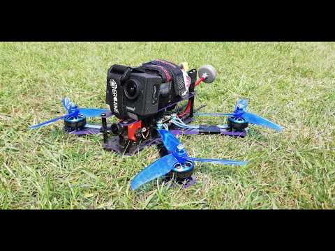 Фото My first FPV drone build