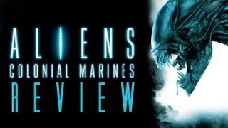 Aliens: Colonial Marines - Game Review by Chris Stuckmann