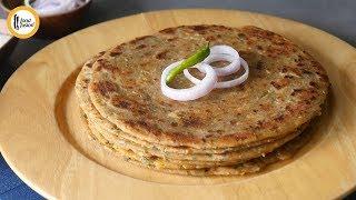 Aloo Masala Paratha Recipe By Food Fusion
