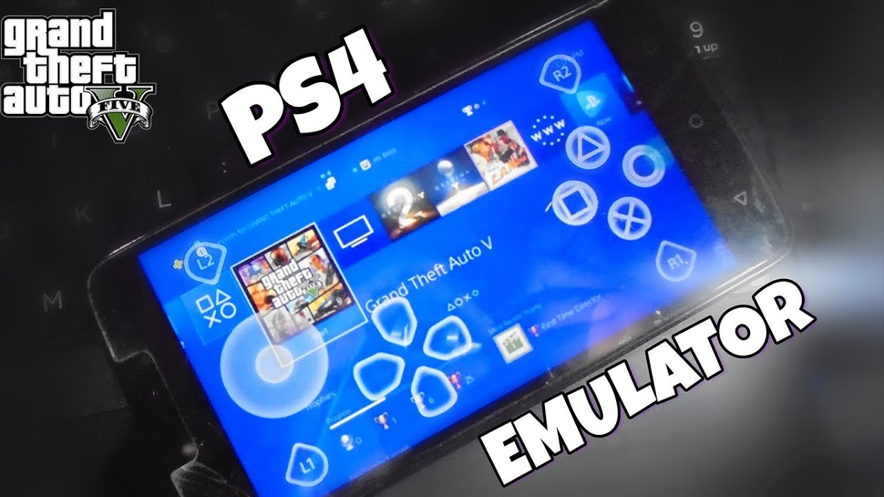 is there a ps4 emulator for android