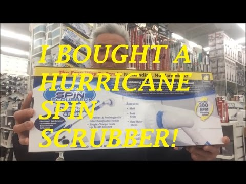bed bath beyond haul i bought a hurricane spin scrubber youtube. Black Bedroom Furniture Sets. Home Design Ideas