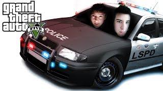 GTA V Online [#LIVE]: KOMISARZ FAJTŁAPA