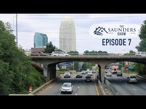 The Saunders Show - Episode 7 - Business 40 Closure Winston-Salem, NC
