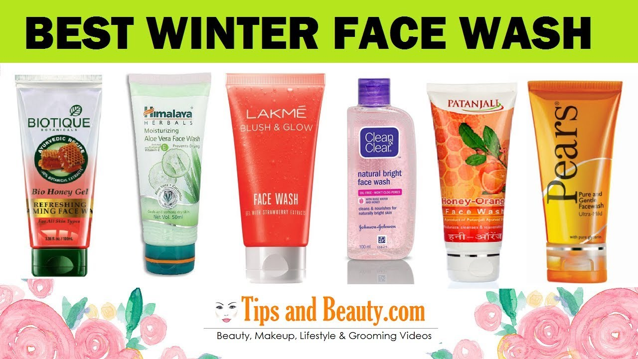 9 Best Winter Face Wash for Men and Women in India  Best Face Wash for  Winters