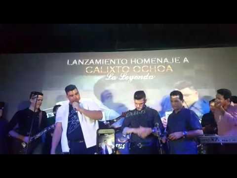 """Video: """"El cantante"""" el tema que hizo Rolando Ochoa para la próxima producción de Martin Elías"""