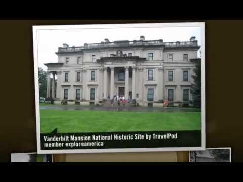 Vanderbilt Mansion National Historic Site - Hyde Park, New York, United States