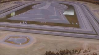 関西大学総合情報学部AMDプロジェクト提供 仁徳天皇陵古墳のジオラマ(...