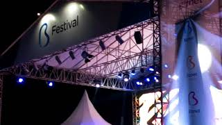 live Dj Soda  Biznet Festival Renon Bali 2017