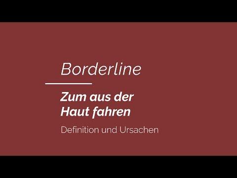 Borderline | Definition und Ursachen