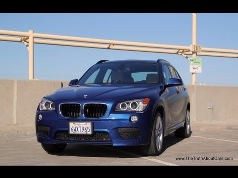 2013/2014 BMW X1 xDrive28i Review and Road Test
