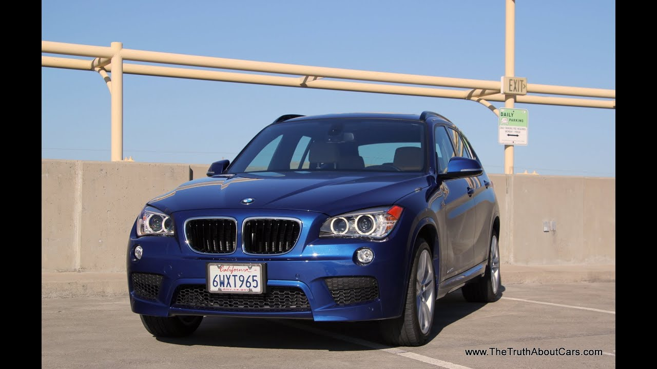 2013 2014 Bmw X1 Xdrive28i Review And Road Test Youtube