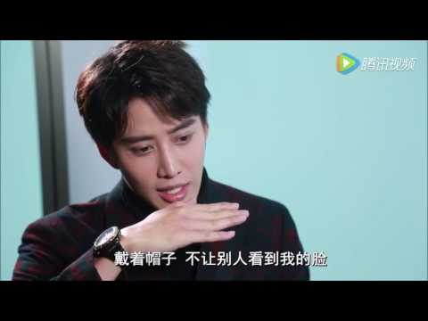[Eng/Chinese Sub] Face Time - Interviewing Thai Movie Star Mike D. Angelo
