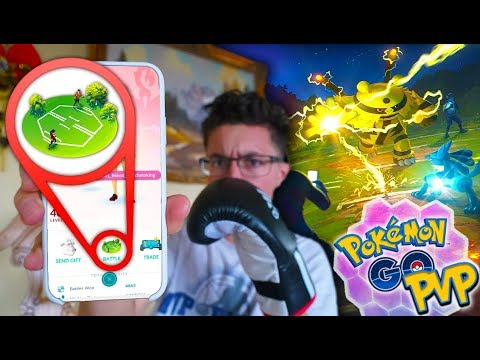 THE PVP UPDATE IS READY… ARE YOU? Trainer Battles APK (Pokémon GO)