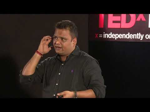 Business of Indie Film Making | Manish Mundra | TEDxMICA