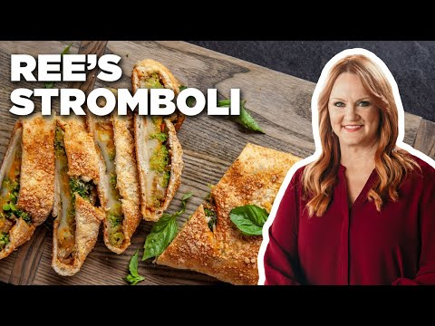 The Pioneer Woman's Broccoli Cheese Stromboli   Food Network