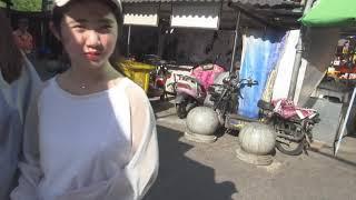 Настоящий китай без туристов. Прогулка с друзьями