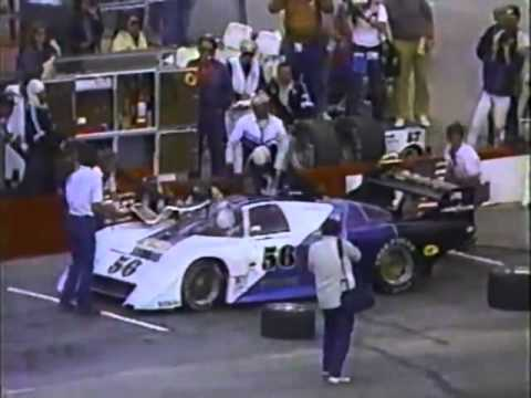 IMSA Camel GT Pocono 1984