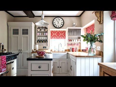 38+ Cozy Cottage Kitchens