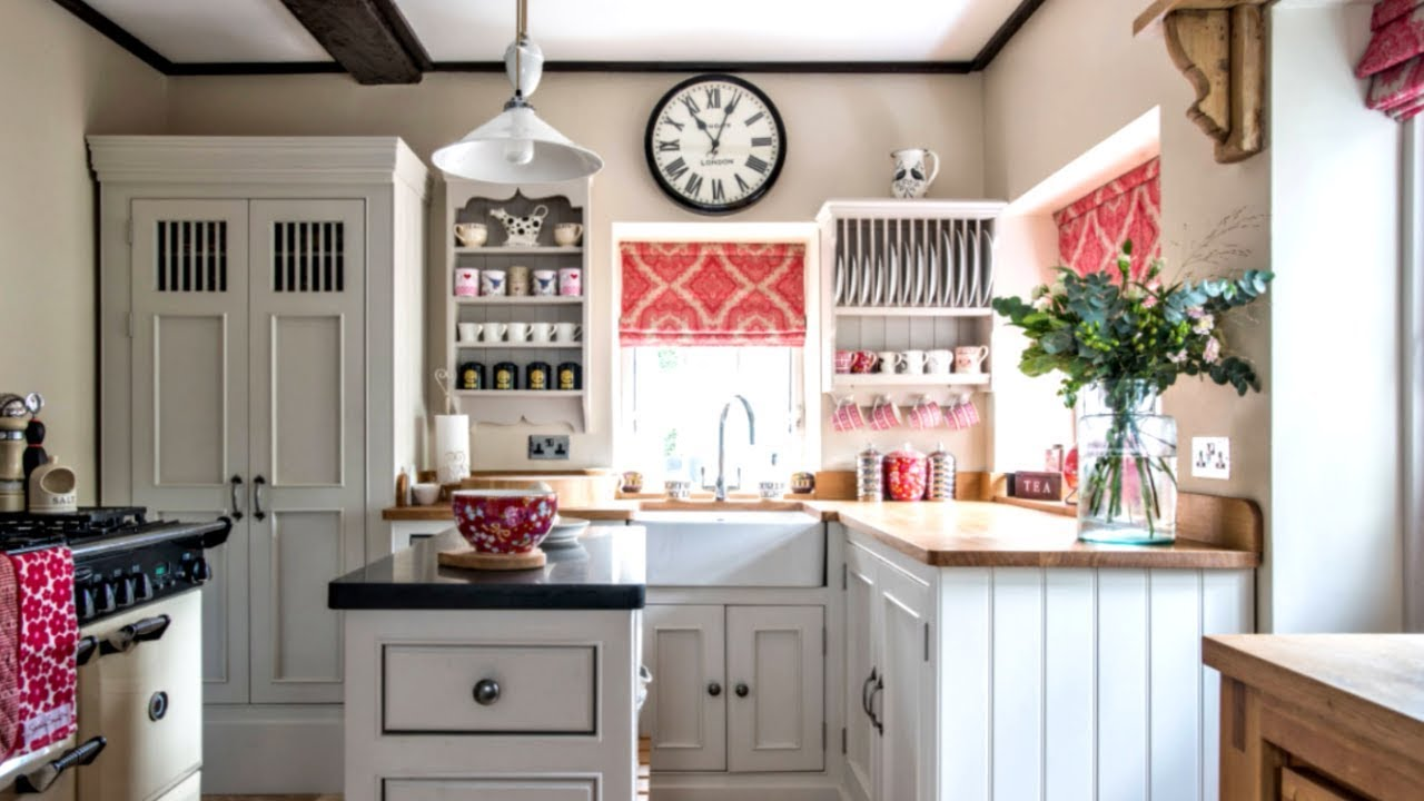 38+ Cozy Cottage Kitchens - YouTube