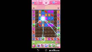 Candy crush saga level 1076 fail a bomb exploded