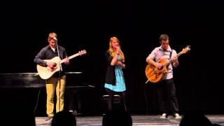 Amazing Grace - You Raise Me Up (Acoustic Cover) - Nicki Leach