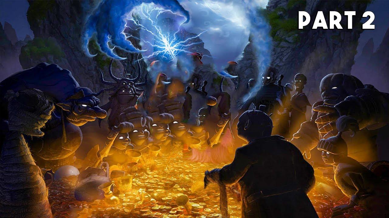 Download Treasure Island 2012 Explained In Hindi   Fantasy   Episode 2