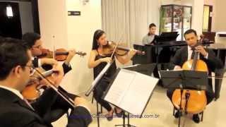 Divertissement de Saint-Preux com Quarteto de Cordas para Casamento