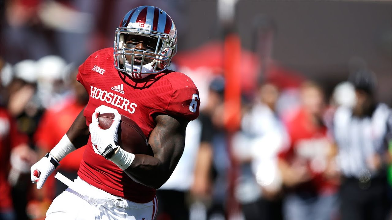 Tevin Coleman l plete College Highlights