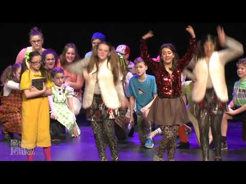 Junie B. Jones the Musical JR. - Junior Theater Festival West 2017