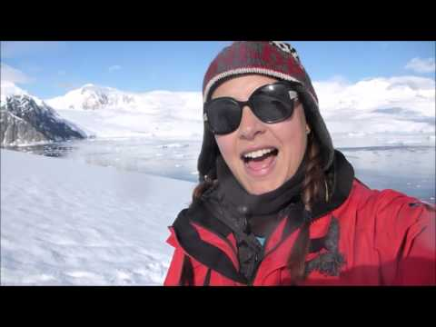 Vlogging Antarctica! 10 days aboard G Adventures Expedition