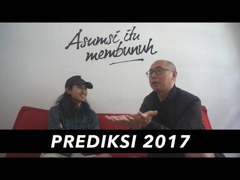PREDIKSI 2017 feat. Yansen Kamto (CEO, Kibar) | #CAST 10