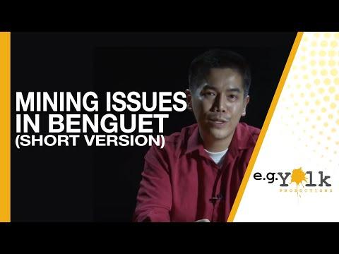 Atty. Francis Rae Camtugan II On Mining Issues In Benguet (short Version)