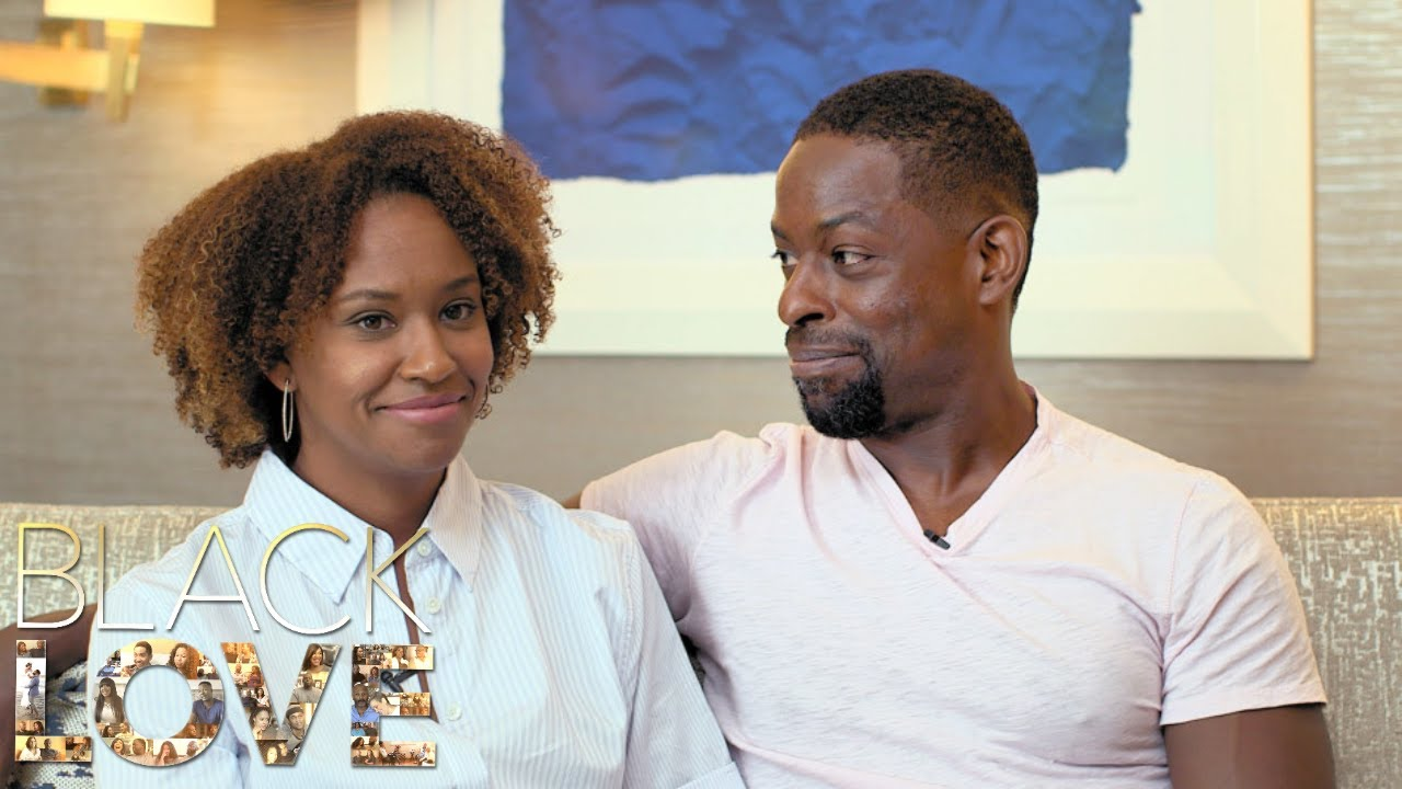 "The ""Crazy"" Reason Ryan Michelle Bathe Once Broke Up with Sterling K. Brown 