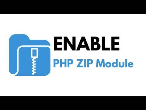 Enable PHP ZIP Module Via WHM